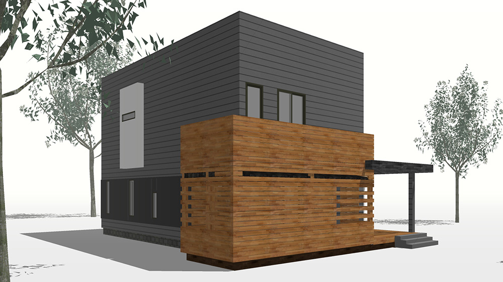 3D Rendering Lydia Ave