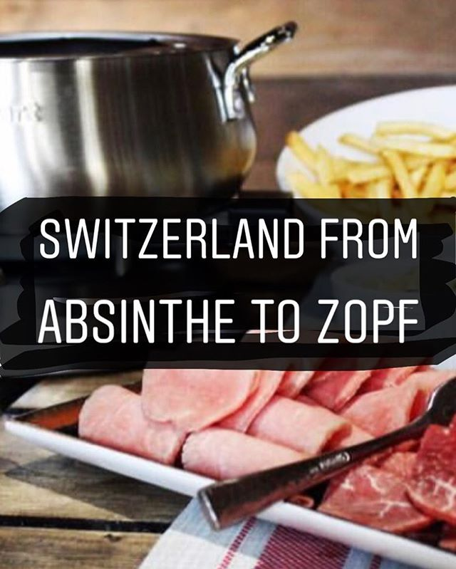 We're going on a multi course tour of Switzerland!  JOIN US ON 9/18 —  The Swiss experts at @stable_dc have carefully crafted an experience to showcase Switzerland's iconic dishes, and provide a behind the scenes on the history and culinary traditions.