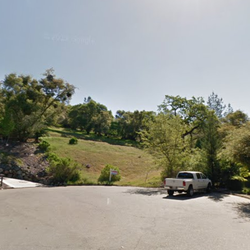 El Dorado Hills Lot FOR SALE -