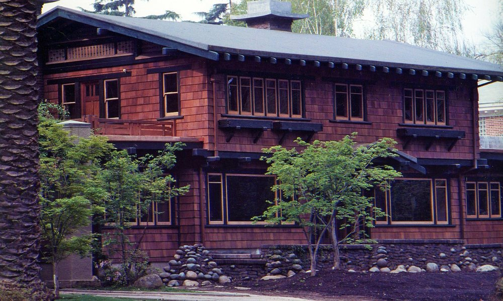 Greene & Greene - Historic restoriation
