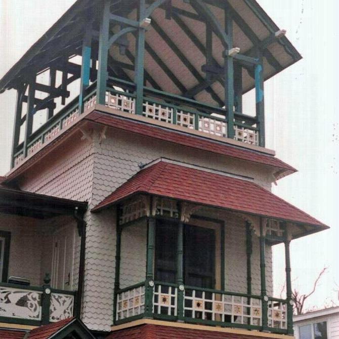 Historic Tucker House Restoration -