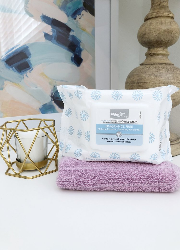 5 Reasons Equate Makeup Remover Towelettes are a Must-Have — THE ...