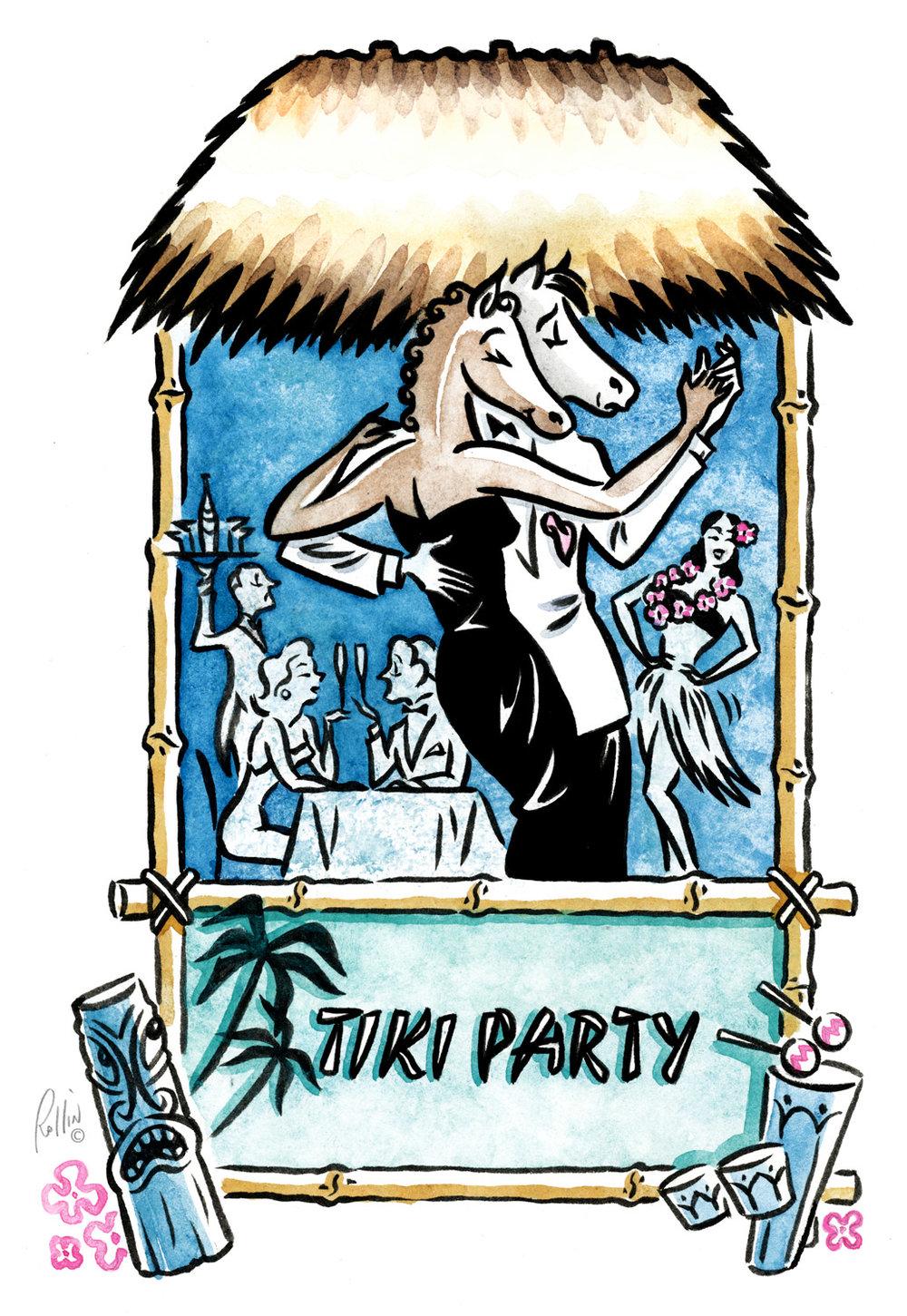 """""""Tiki Party"""