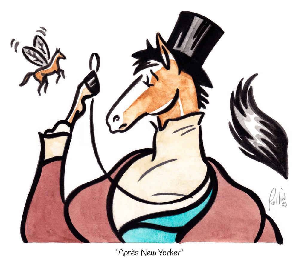 """Après New Yorker"