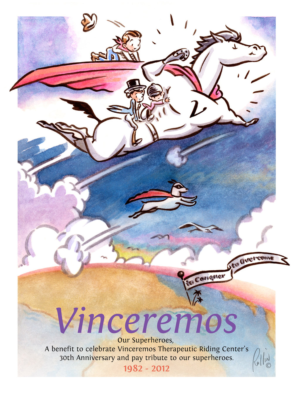 Vinceremos Therapeutic Riding Center