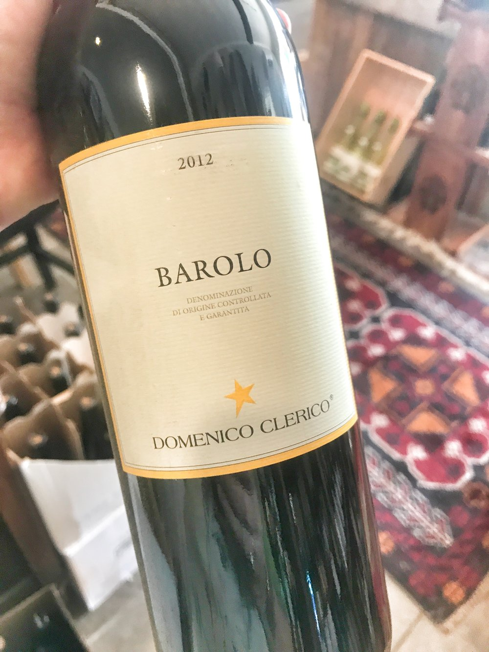 The fact that Domenico Clerico has re-introduced its base Barolo is great news. The 2012 Barolo is a beautifully rich and generous wine that pulls out the best of the Nebbiolo grape (sourced mostly from the Ginestra vineyard) and the opulent style of winemaking that defines Domenico Clerico. There is a good amount of oak present, but the way it is integrated is always a source of stylistic inspiration. Dark fruit and blackberry preserves segue to cinnamon, sweet smoke and grilled herb. - The Wine Advocate 93 pts. 58.99