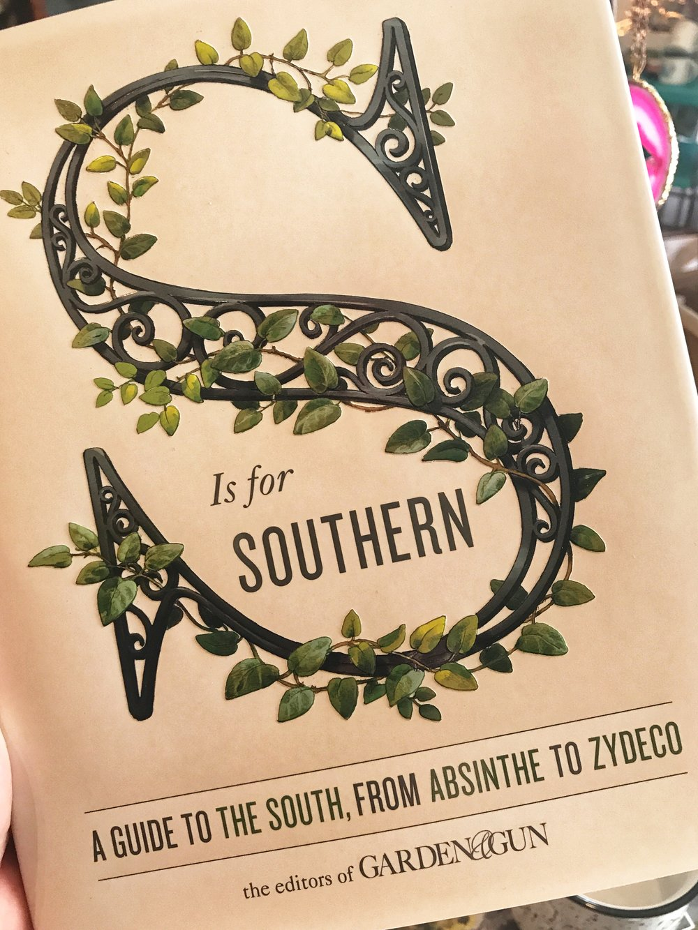 Now, from the editors of Garden & Gun comes this illustrated encyclopedia covering age-old traditions and current culture. S Is for Southern contains nearly five hundred entries spanning every letter of the alphabet, with essays from notable Southern writers including:     •          Roy Blount, Jr., on humidity •          Frances Mayes on the magnolia •          Jessica B. Harris on field peas •          Rick Bragg on Harper Lee •          Jon Meacham on the Civil War •          Allison Glock on Dolly Parton •          Randall Kenan on Edna Lewis •          The Lee Brothers on boiled peanuts •          Jonathan Miles on Larry Brown •          Julia Reed on the Delta