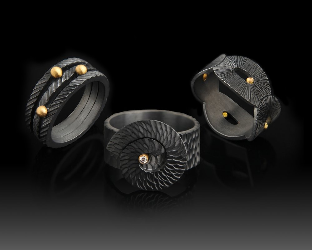 3 Oxidized Rings