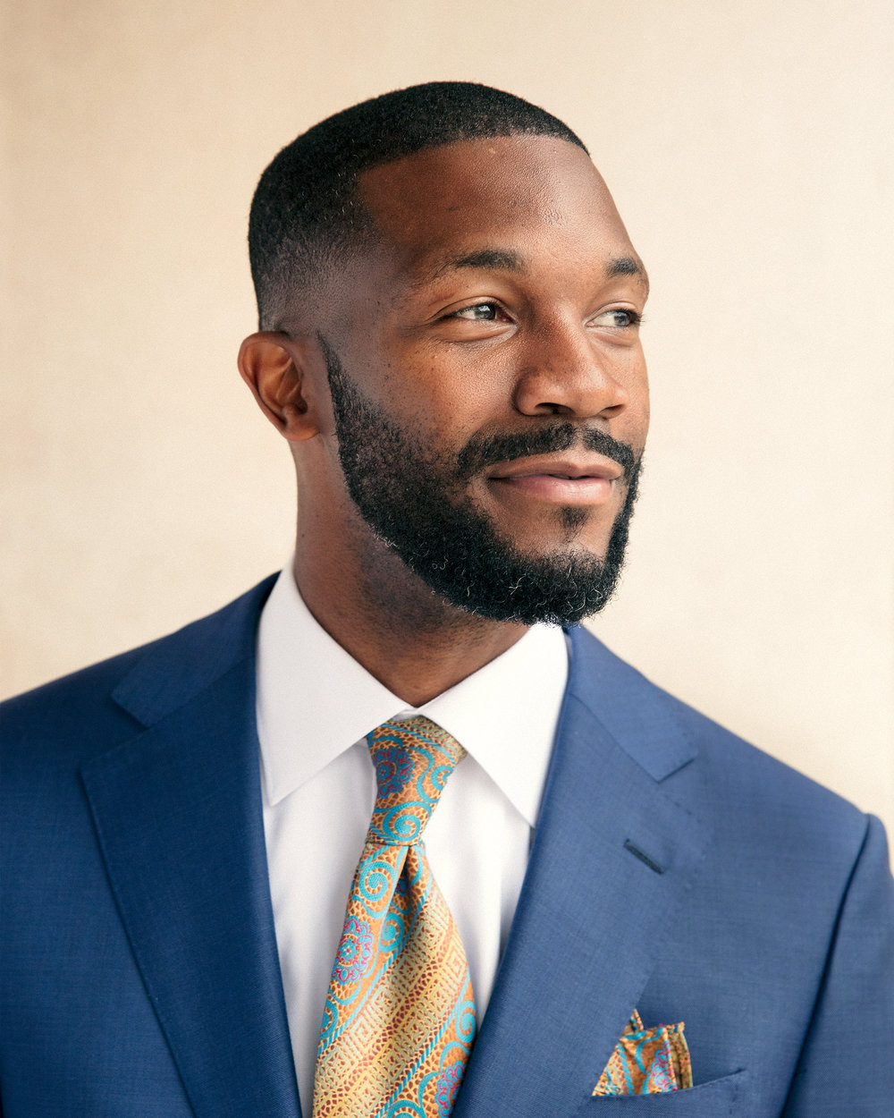 Randall Woodfin, Mayor of Birmingham