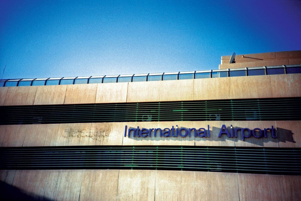 A day in late summer 2003 I had Saddam Baghdad International Airport basically to myself. Other than the security guards at the door and the people working the duty free (which was inexplicably open), I saw no one. It was my strangest trip to an airport so far in my life.