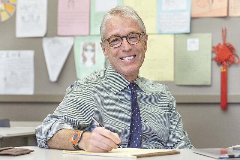 Bernie Noe, Advisory Board Chair