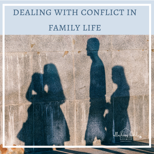 conflict family attachment parenting homeschool high school Canada fighting lonely families.jpg