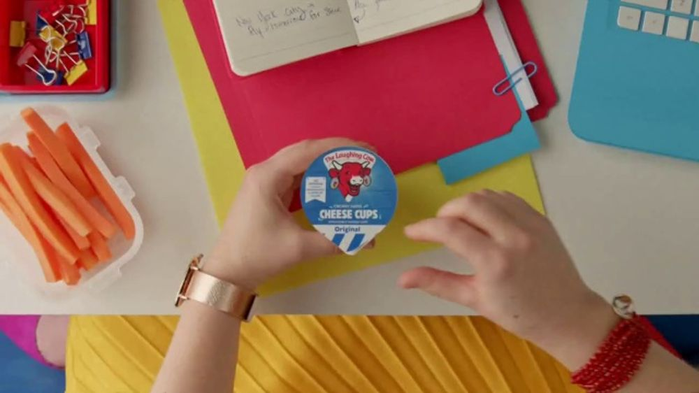 Laughing Cow Cheese Commercial (2018)