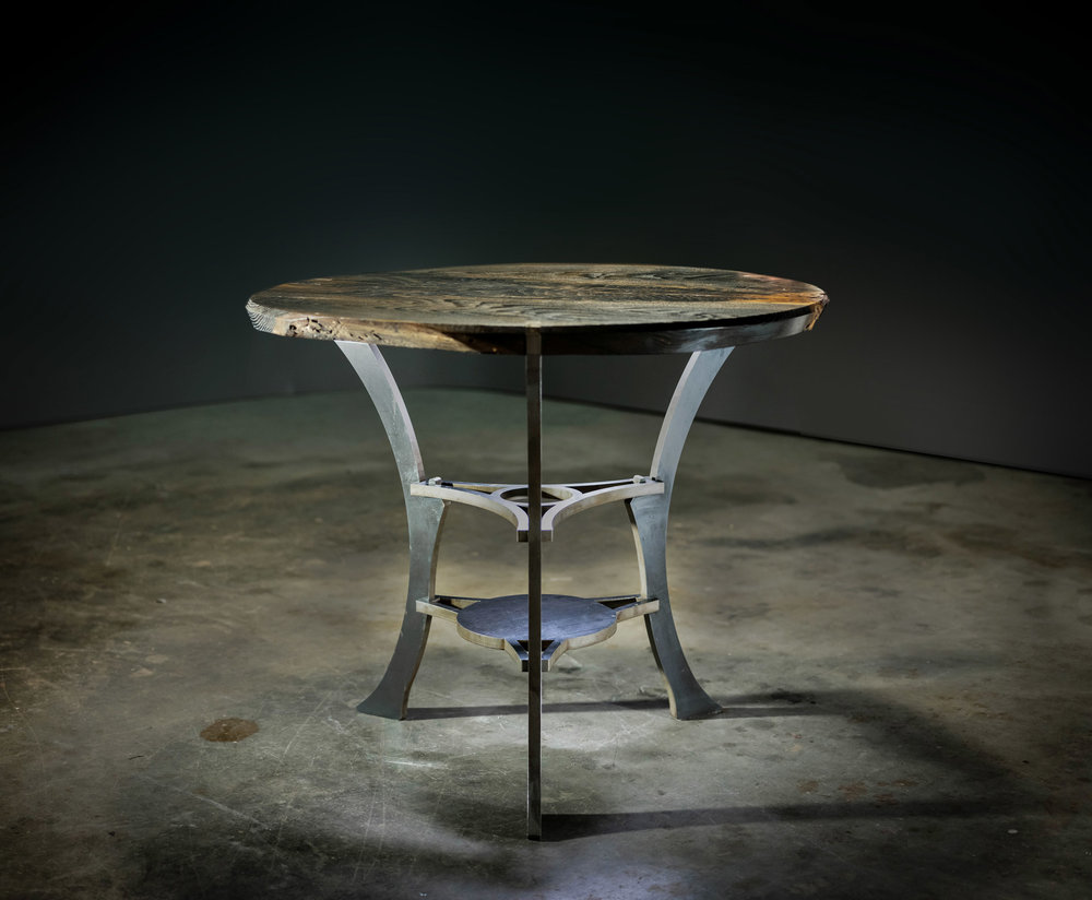 SILENT CHARITY AUCTION - During the evening we will be hosting a special silent auction where you can bid for the elegant Vanderkraken table. All proceeds will go to Dylan's favorite charity, Sacred Trust, a non profit studying and teaching ancient traditions of bee keeping.
