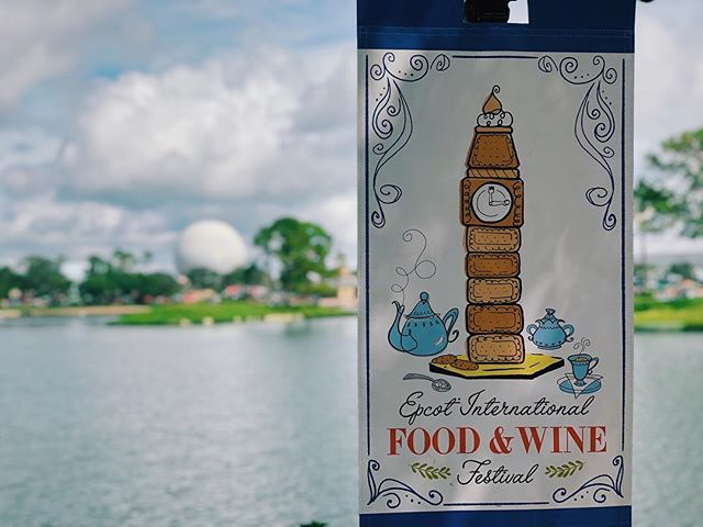 Today is the last day of the Epcot International Food & Wine Festival! We're already counting down the days until next year's festival. What was your favorite item this year?! #twentyeightnorth #epcotfoodandwine