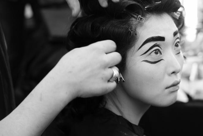 Industry Victoria Fox Makeup Artist - Fox-makeup