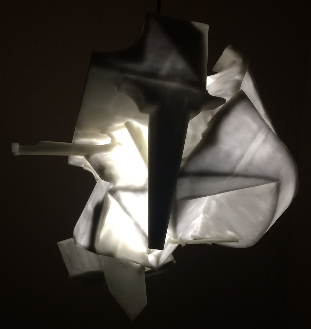 Illumination #3 av Lutz-Rainer Müller og Jan Freuchen.