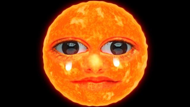 Agnieszka Polska, stillbilde fra What the Sun has Seen, HD animation, 7' (2017)