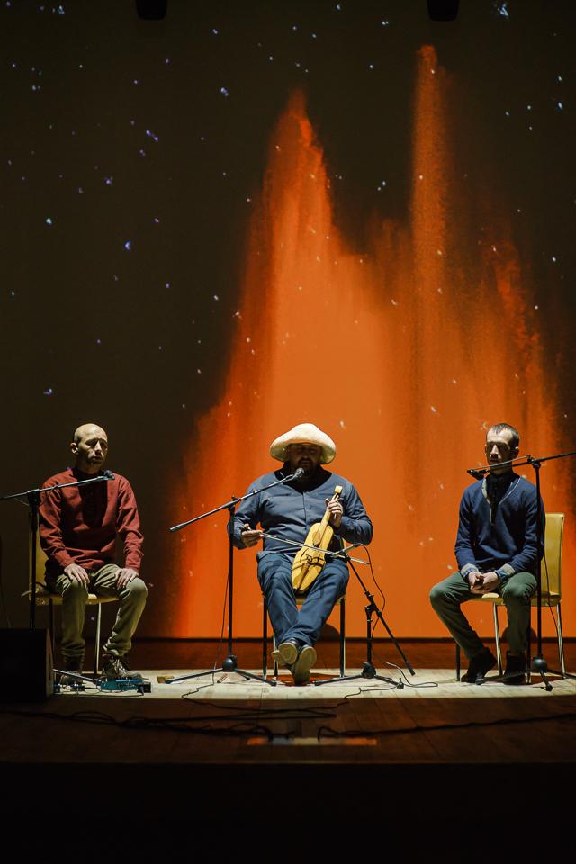 Åpningskonsert med   Khagaudzh   (Russland) /   VJ Haust   (Russland). Foto:Edward Mikrukov