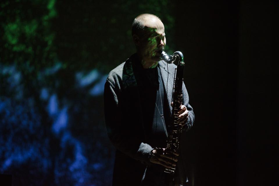 Åpningskonsert: Tapani Rinne (Finland) / VJ Haust (Russland). Foto:Edward Mikrukov