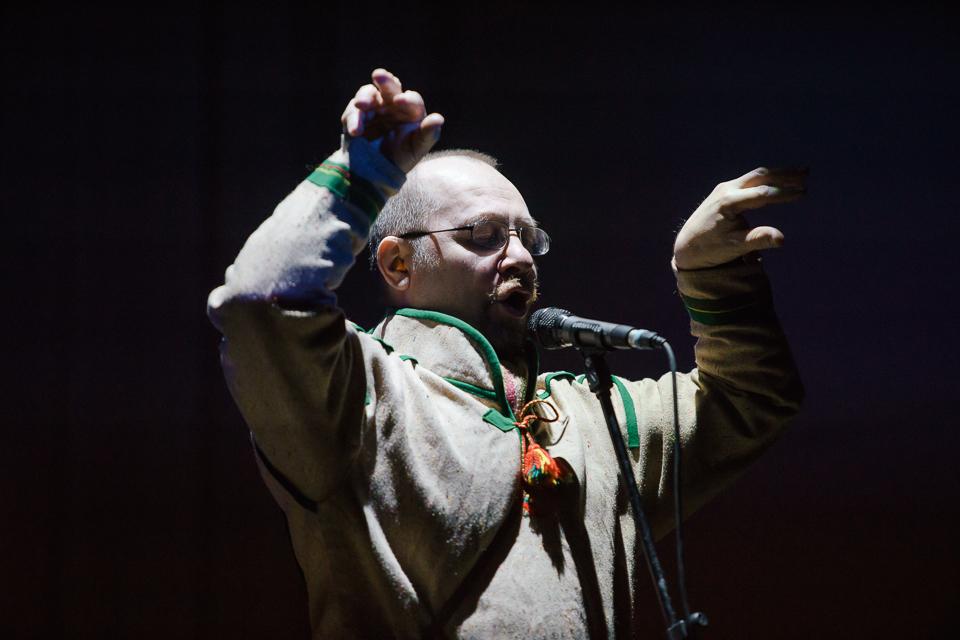 Åpningskonsert: Wimme Saari (Finland). Foto:Edward Mikrukov