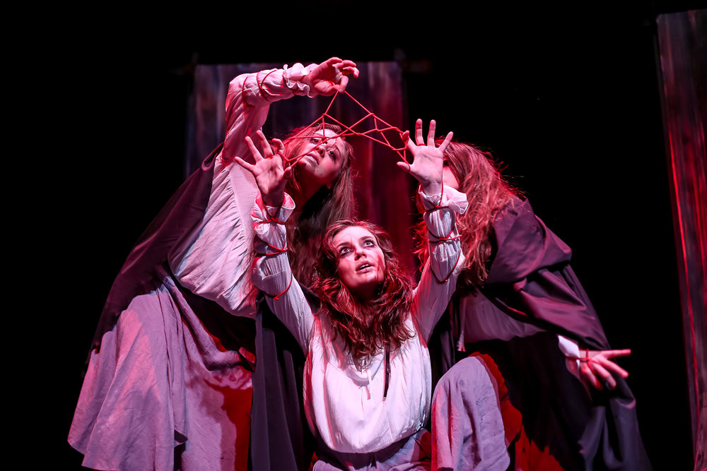 Macbeth, Jackson High School, 2015