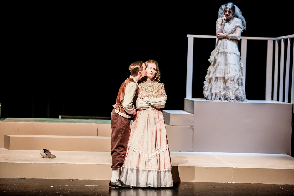 Great Expectations, Jackson High School, Seattle Theatre