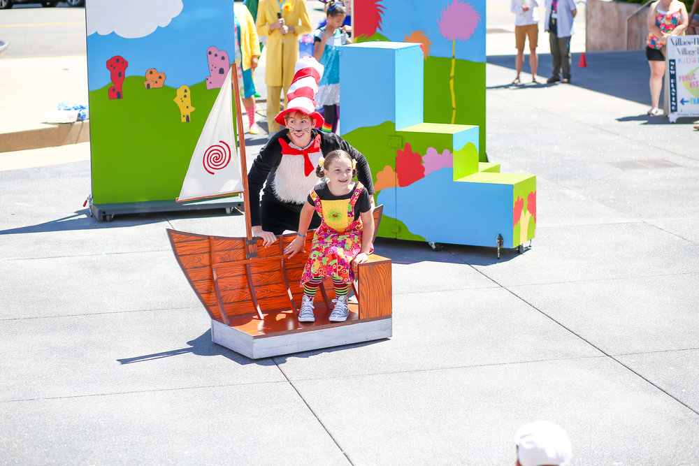 Everett KIDSTAGE - Seussical, 2018
