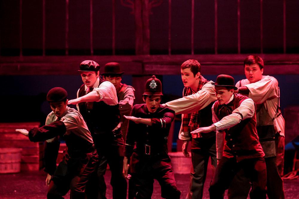Kamiak High School - Sweeney Todd, 2013