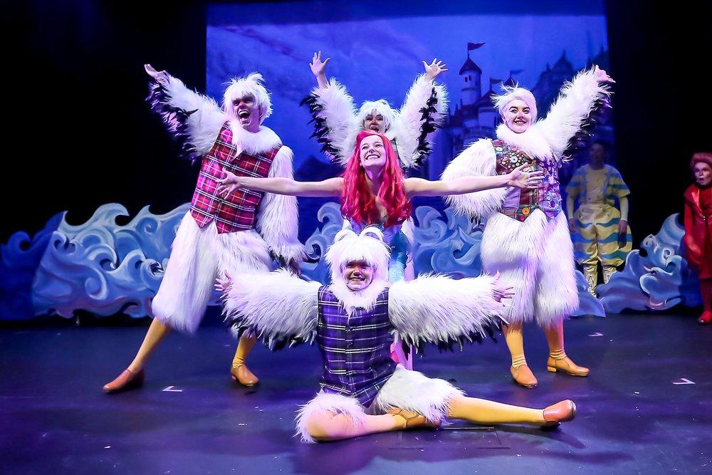 Ludus Performing Arts - The Little Mermaid, 2017