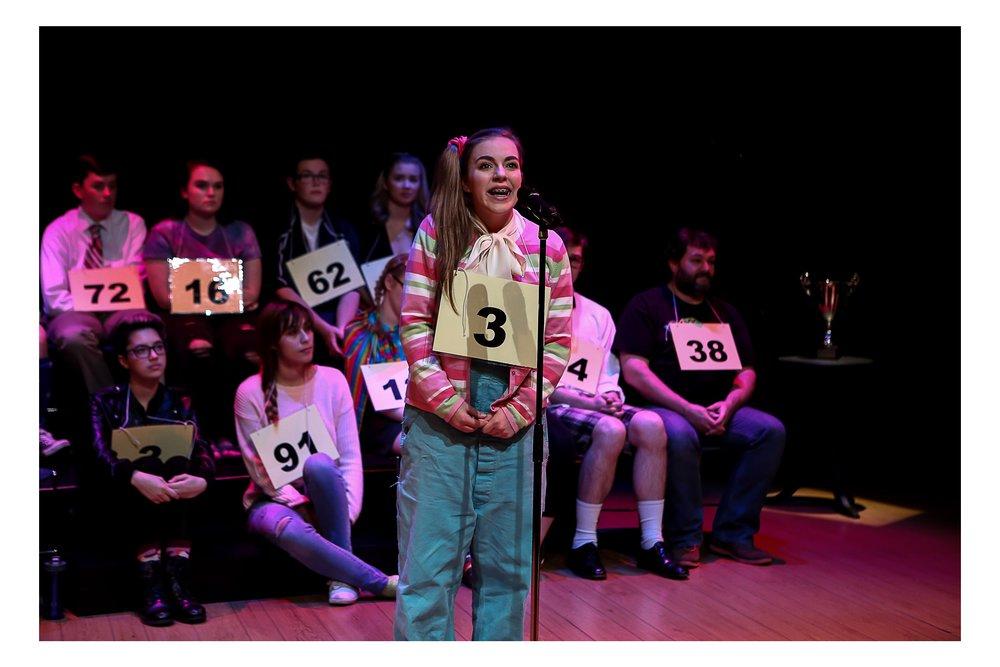 Everett High School - Putnam County Spelling Bee, 2015