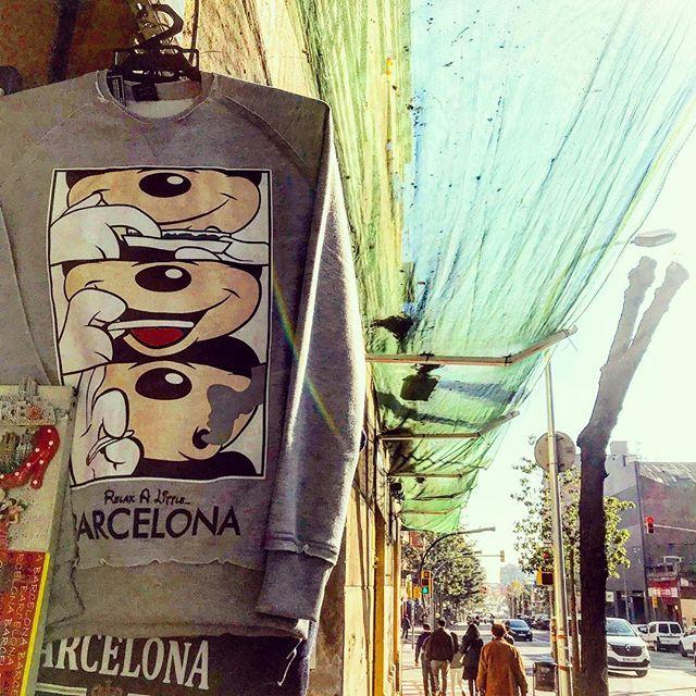 Relax a little Barcelona #BreakGreenaroundtheWorld