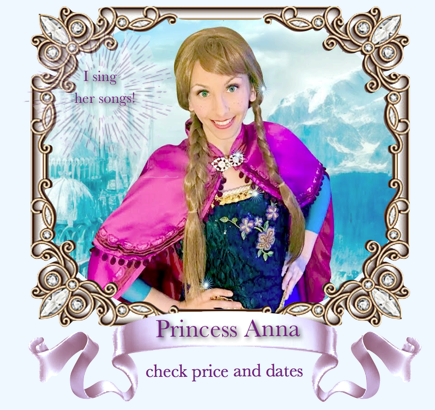 Elsa Anna Frozen Party Princess Character Bay Area Princess Parties.png