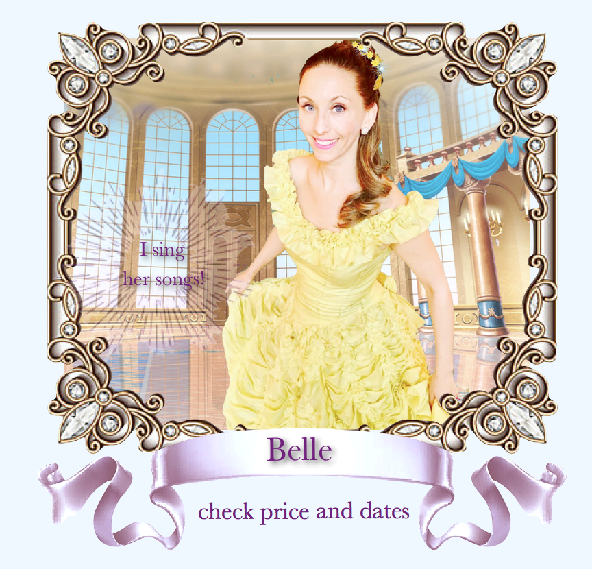 Belle Princess Character Party Bay Area .png