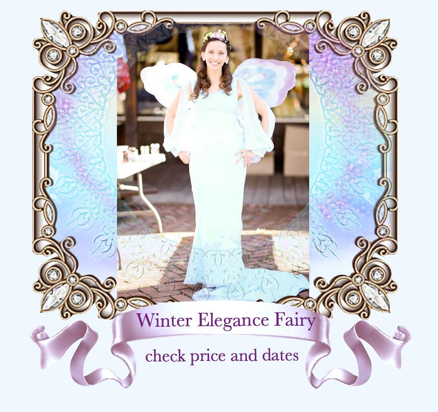 Holiday Fairy Elf Santa Character Bay Area Face Painter San Francisco.png