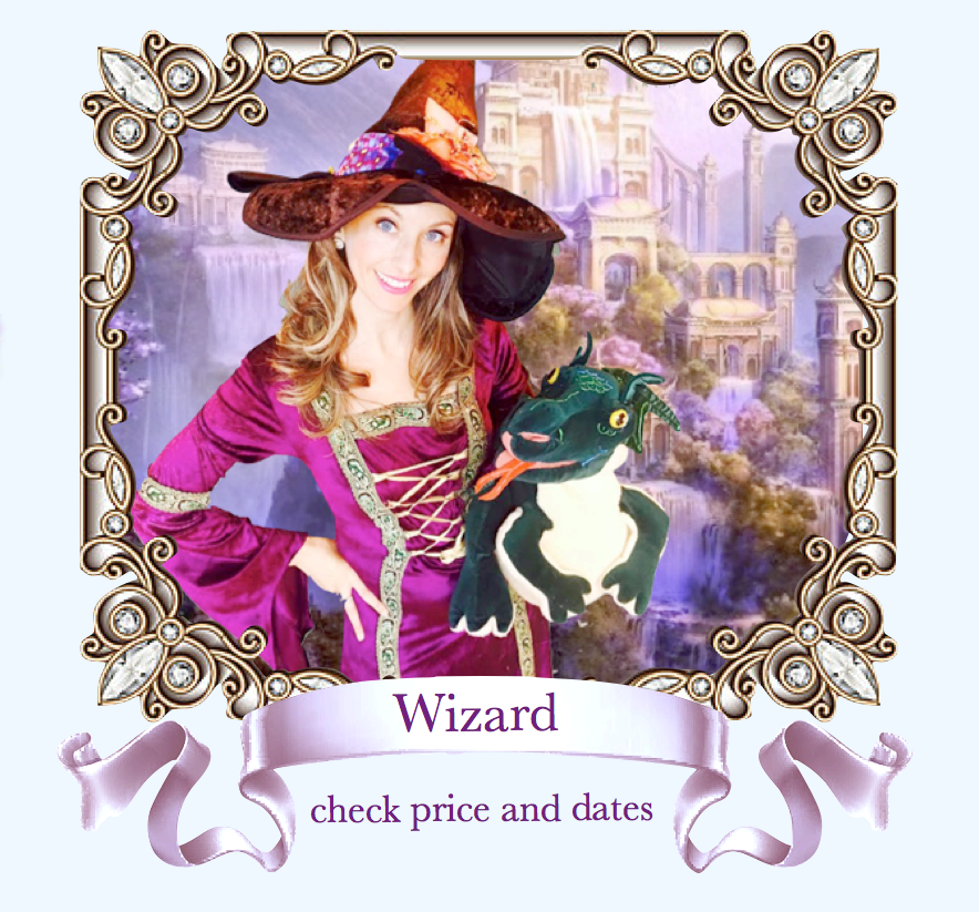 Wizard Magic Shows Magician Character Bay Area Face Painter San Francisco.png