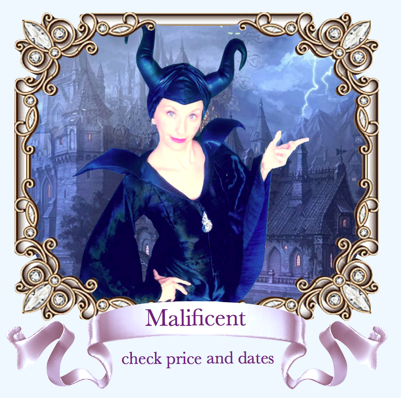 Malificent Character Bay Area Face Painter San Francisco.png
