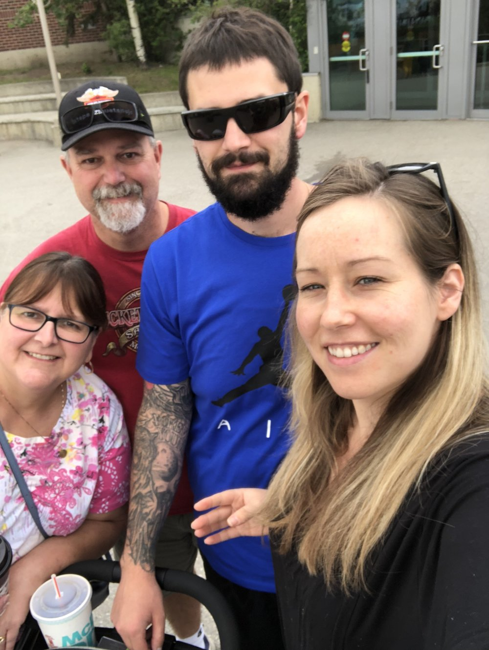 Zoo Visits with Grama and Papa