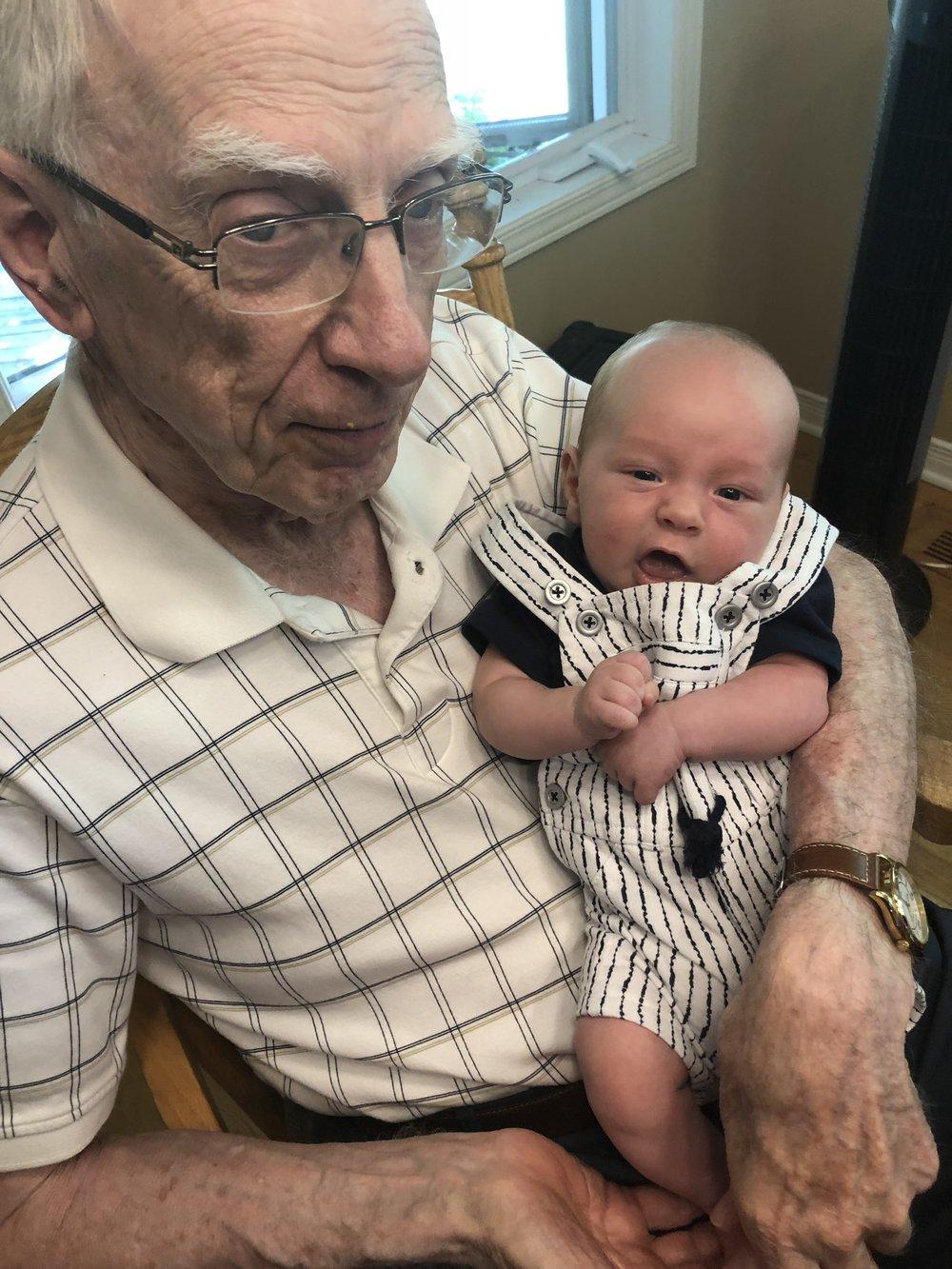 Great Grampa Turner