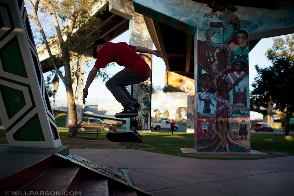 Chicano Park Skate Park