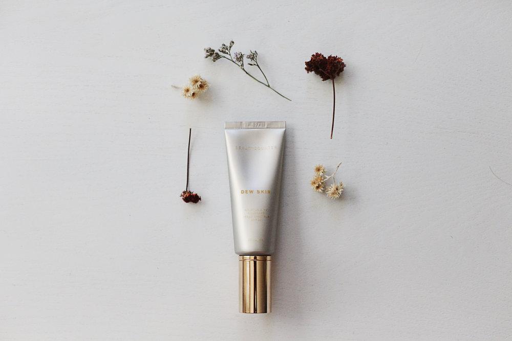 Dew Skin tinted moisturizer with SPF 20