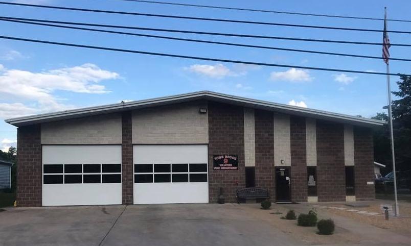 Toms Brook Volunteer Fire Department Installation - Valley Garage Door Company