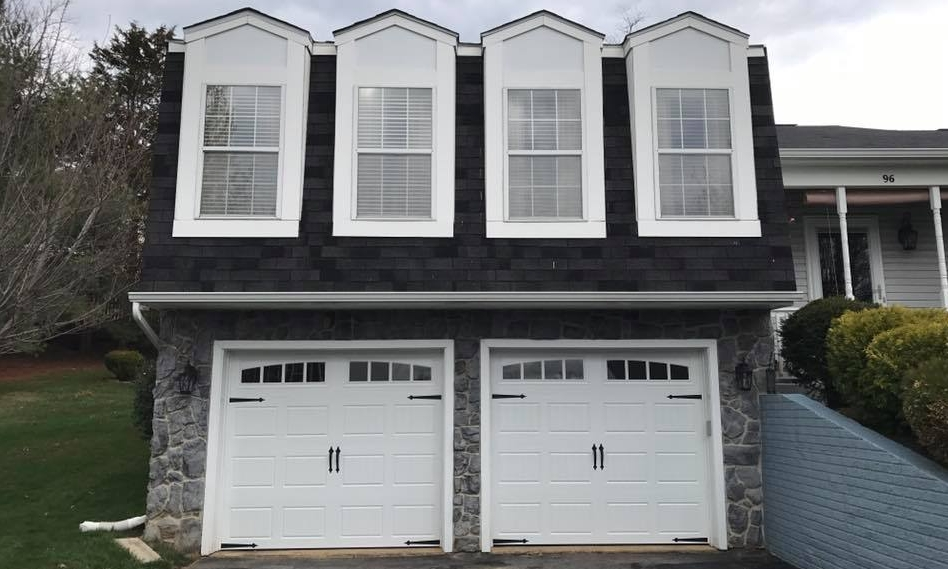 Double Garage Door Setup - Valley Garage Door Company