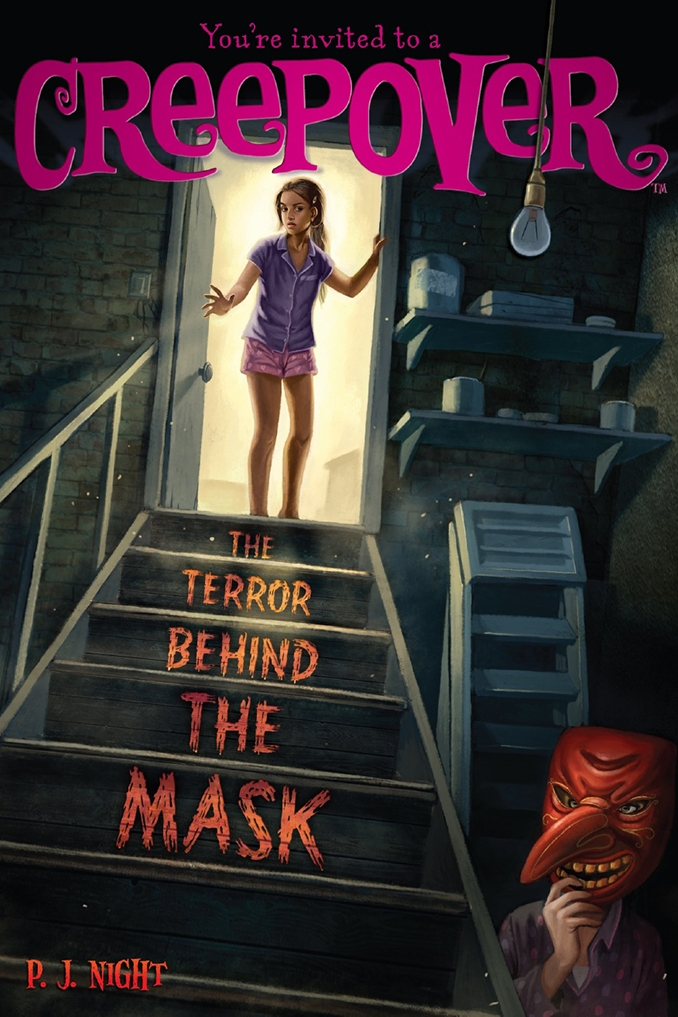 Terror Behind the Mask