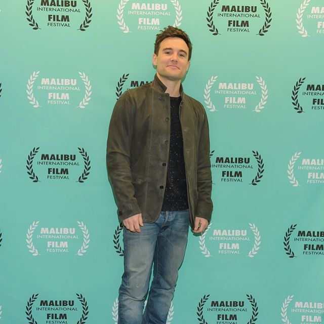 Writer/Producer/Lead Rob Belushi at Dylan Premiere. • • • • • #thedylanfilm #fearyourfriends #indiefilm #indiefilmmakers #thriller #scarymovie #comingtoatheatrenearyou #filmfestivals #festivalrun2018 #filmfestivallife #festivalwinner #bestactor #awardseason