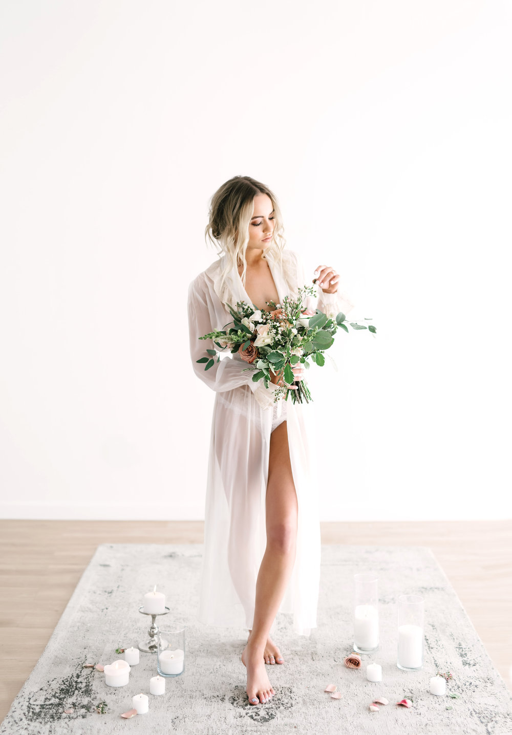 BRIDAL BOUDOIR    Ethereal Bridal Boudoir Session     Boudoir Studio,Scottsdale, AZ