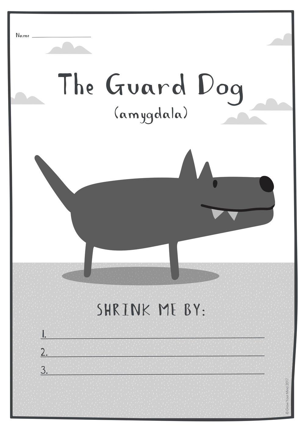 Animal characters -