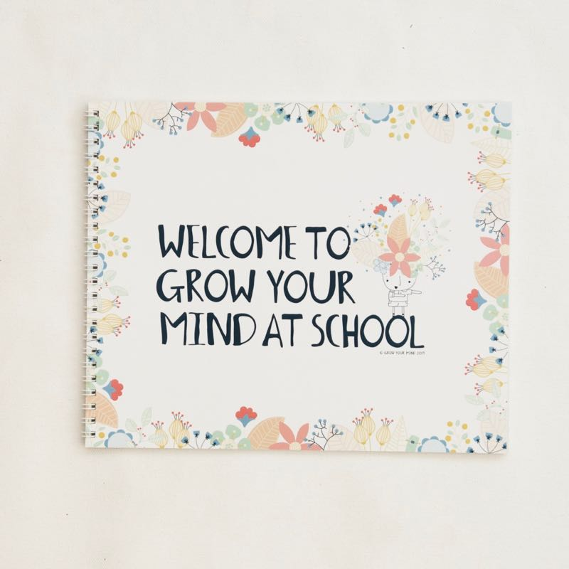 - WELCOME TO GROW YOUR MIND AT SCHOOL - Our Welcome to Grow Your Mind book, begins with a story introducing the four of the key animal characters which relate to areas of the brain (the prefrontal cortex, the hippocampus, the amygdala and the reticular activating system - RAS). The story explains their important roles.