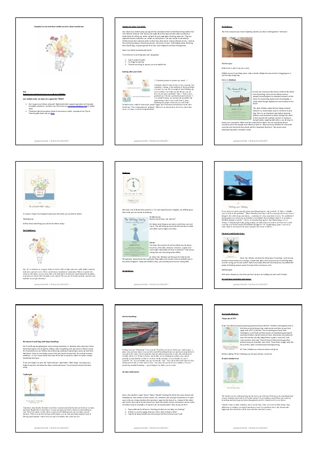 Newsletter tips - After a whole school common language? Communication between school and home is incredibly important. Here are some samples, feel free to cut, paste and edit as you wish