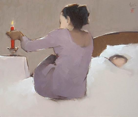 Painting by Nguyen Thanh Binh